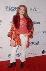 SARAH HAY at People You May Know Premiere in Los Angeles 11/13/2017