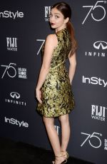 SARAH HYLAND at HFPA & Instyle Celebrate 75th Anniversary of the Golden Globes in Los Angeles 11/15/2017