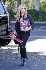 SARAH MICHELLE GELLAR Leaves Target in Los Angeles 11/10/2017