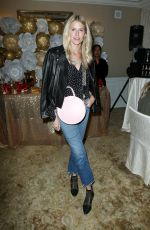 SARAH WRIGHT  at Partypoppost at Peninsula in Beverly Hills 11/03/2017
