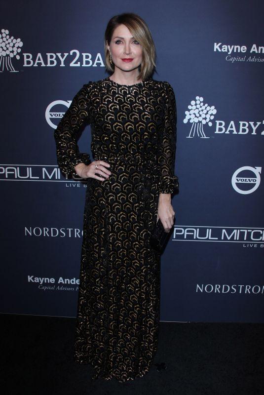 SASHA ALEXANDER at 2017 Baby2baby Gala in Los Angeles 11/11/2017