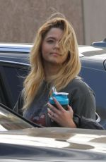 SASHA PIETERSE Arrives at Dancing with the Stars Rehersal in Los Angeles 11/15/2017