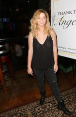 SASHA PIETERSE at Thank the Angels Thanksgiving Charity Event in Hollywood 11/22/2017