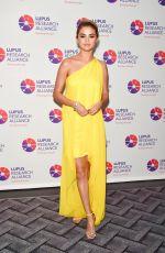 SELENA GOMEZ at Lupus Research Alliance Breaking Through Lupus Gala in New York 11/20/2017