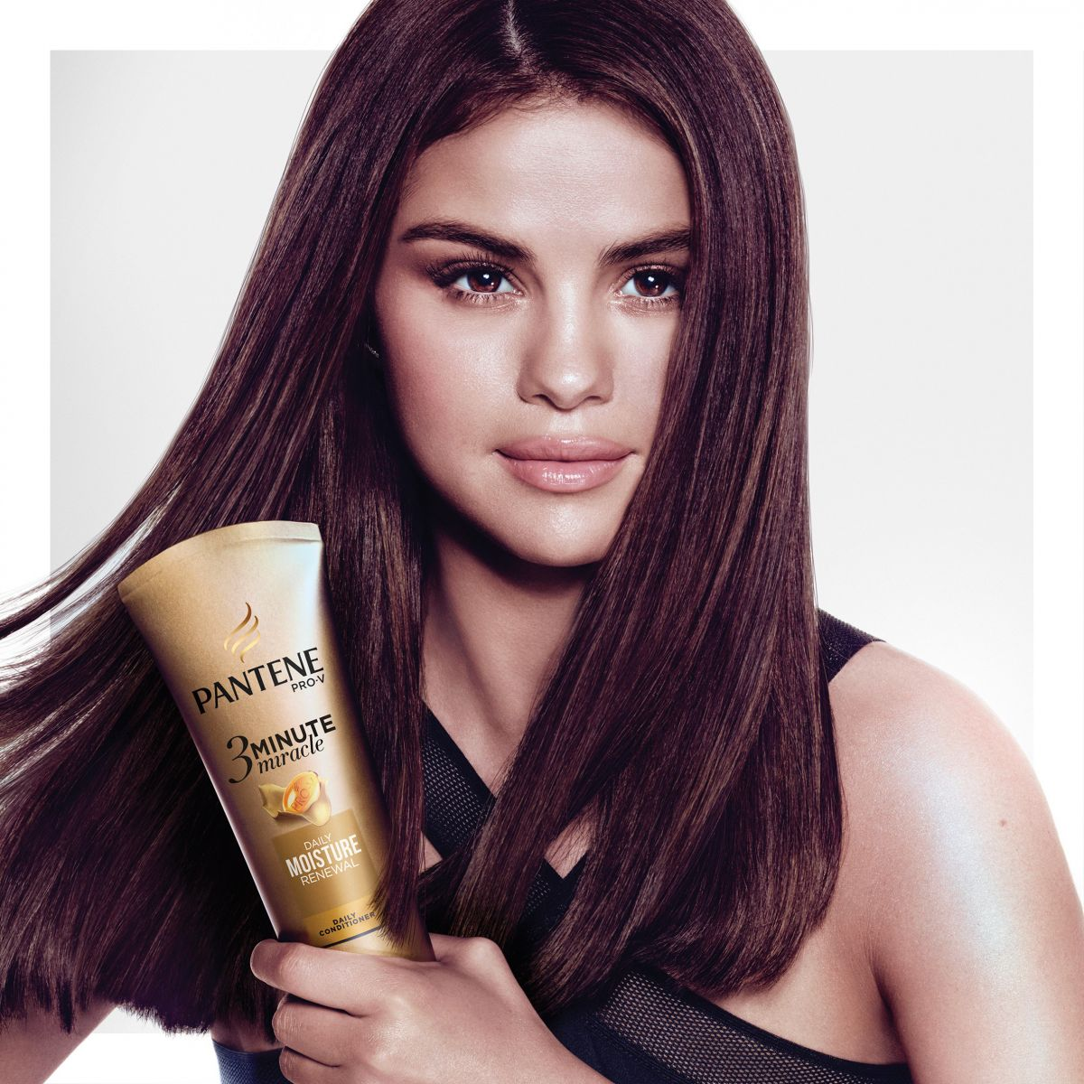 Selena Gomez For Pantenes Strong Is Beautiful Fallautumn 2017