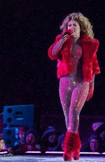 SHANIA TWAIN Performs at Grey Cup Halftime Show 11/26/2017