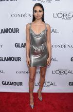 SHANINA SHAIK at Glamour Women of the Year Summit in New York 11/13/2017