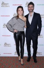 SHARLEEN JOYNT at Home for the Holidays Opening Night in New York 11/21/2017