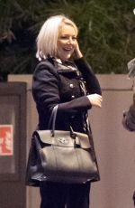 SHERIDAN SMITH Night Out in London 11/20/2017