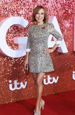 SIAN WILLIAMS at ITV Gala Ball in London 11/09/2017