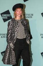 SIENNA GUILLORY at Skate at Somerset House VIP Launch Party in London 11/14/2017
