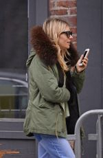 SIENNA MILLER Out and About in New York 11/01/2017