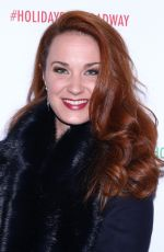 SIERRA BOGGESS at Home for the Holidays Opening Night in New York 11/21/2017