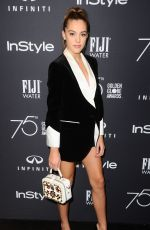 SISTINE ROSE STALLONE at HFPA & Instyle Celebrate 75th Anniversary of the Golden Globes in Los Angeles 11/15/2017