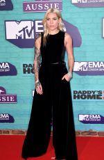 SKYLAR GREY at 2017 MTV Europe Music Awards in London 11/12/2017