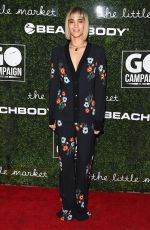 SOFIA BOUTELLA at 2017 GO Campaign Gala in Hollywood 11/18/2017