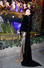 SOFIA CARSON at Saks Fifth Avenue and Disney Unveil Once Upon a Holiday in New York 11/20/2017