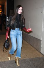 SOFIA CARSON Out and About in New York 11/21/2017