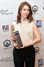 SOFIA COPPOLA at 2017 IFP Gotham Independent Film Awards in New York 11/27/2017