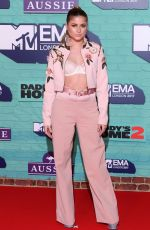SOFIA REYES at 2017 MTV Europe Music Awards in London 11/12/2017