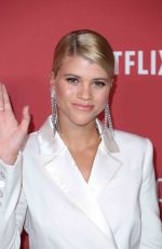 SOFIA RICHIE at Sag-Aftra Foundation Patron of the Artists Awards in Beverly Hills 11/09/2017