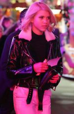 SOFIA RICHIE at Winter Wonderland at Hyde Park in London 11/16/2017