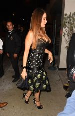 SOFIA VERGARA at 200th Episode of Modern Family Celebration at Catch LA in Los Angeles 11/11/2017