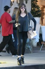 SOFIA VERGARA Heading to Cryotherapy Session in Santa Monica 11/14/2017
