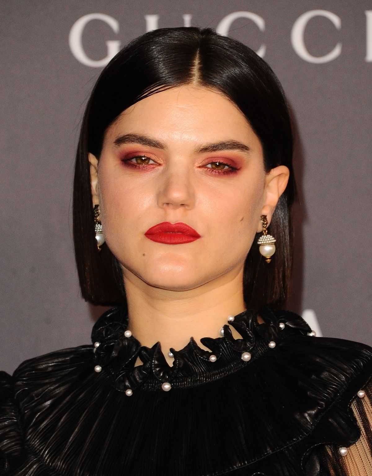 SOKO at 2017 LACMA Art + Film Gala in Los Angeles 11/04 ...