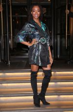 SONEQUA MARTIN GREEN Leaves The One Show in London 11/03/201