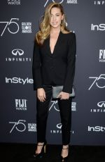 SOPHIA ROSE STALLONE at HFPA & Instyle Celebrate 75th Anniversary of the Golden Globes in Los Angeles 11/15/2017