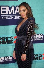SOPHIE KASAEI at 2017 MTV Europe Music Awards in London 11/12/2017