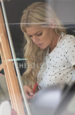 SOPHIE MONK Arrives at Her Hotel in Melbourne 11/26/2017