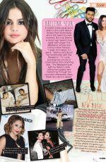 sSELENA GOMEZ in It Girl Magazine, December 2017