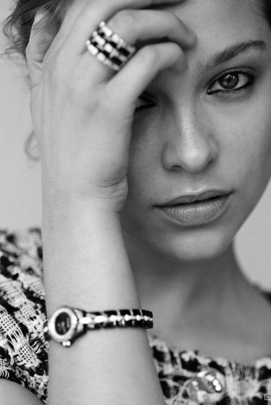 SOPHIE COOKSON for Exit Magazine, #35 2017