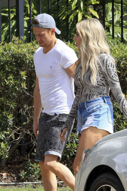 STACEY SOLOMON and Joe Swash Out in Australia 11/19/2017