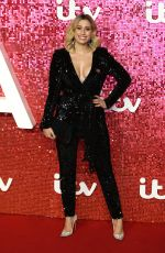 STACEY SOLOMON at ITV Gala Ball in London 11/09/2017