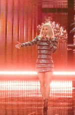 STACY FERGIE FERFUSON Performs at 2017 Miss Universe Pageant in Las Vegas 11/26/2017