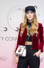 STEFANIE GIESINGER at Glow-the Beauty Convention in Berlin 11/05/2017