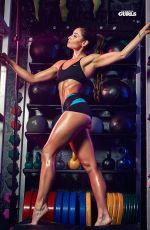 STEPHANIE MARIE for Fitness Gurls Magazine, 05/25/2017