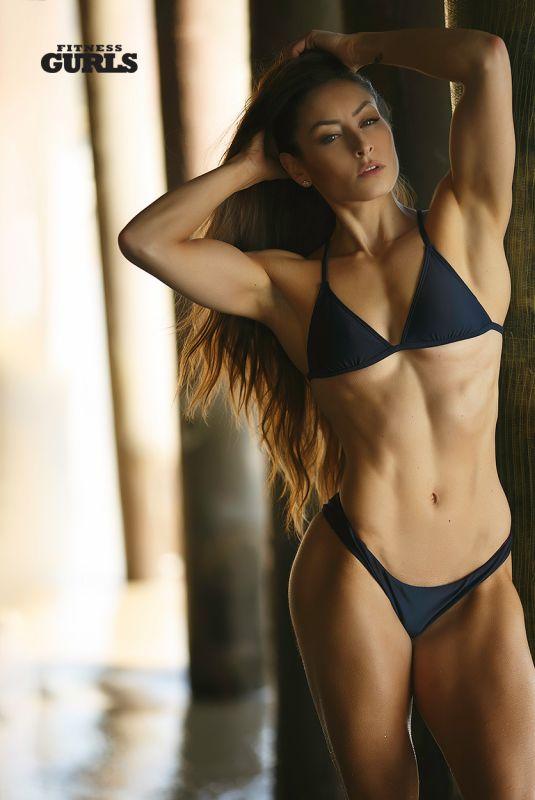 STEPHANIE MARIE for Fitness Gurls Magazine, 10/25/2017