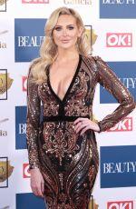 STEPHANIE PRATT at OK! Magazine Beauty Awards in London 11/28/2017
