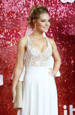 STEPHANIE WARING at ITV Gala Ball in London 11/09/2017