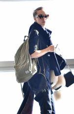 SUKI WATERHOUSE at Los Angeles International Airport 11/25/2017