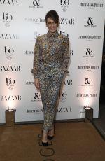 SURANNE JONES and VICTORIA BECKHAM at Harper's Bazaar Women of the Year Awards in London 11/02/2017