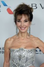 SUSAN LUCCI at Elton John Aids Foundation 25 Year Celebration in New York 11/07/2017