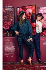 SUSAN SARANDON and KATHRYN HAHN in Good Housekeeping Magazine, South Africa December 2017