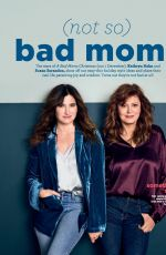 SUSAN SARANDON and KATHRYN HAHN in Good Housekeeping Magazine, South Africa December 2017