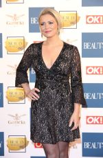 SUZANNE SHAW at OK! Magazine Beauty Awards in London 11/28/2017