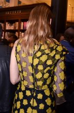 SVEA BERLIE at Dresses to Dream About Book Launch in New York 11/08/2017